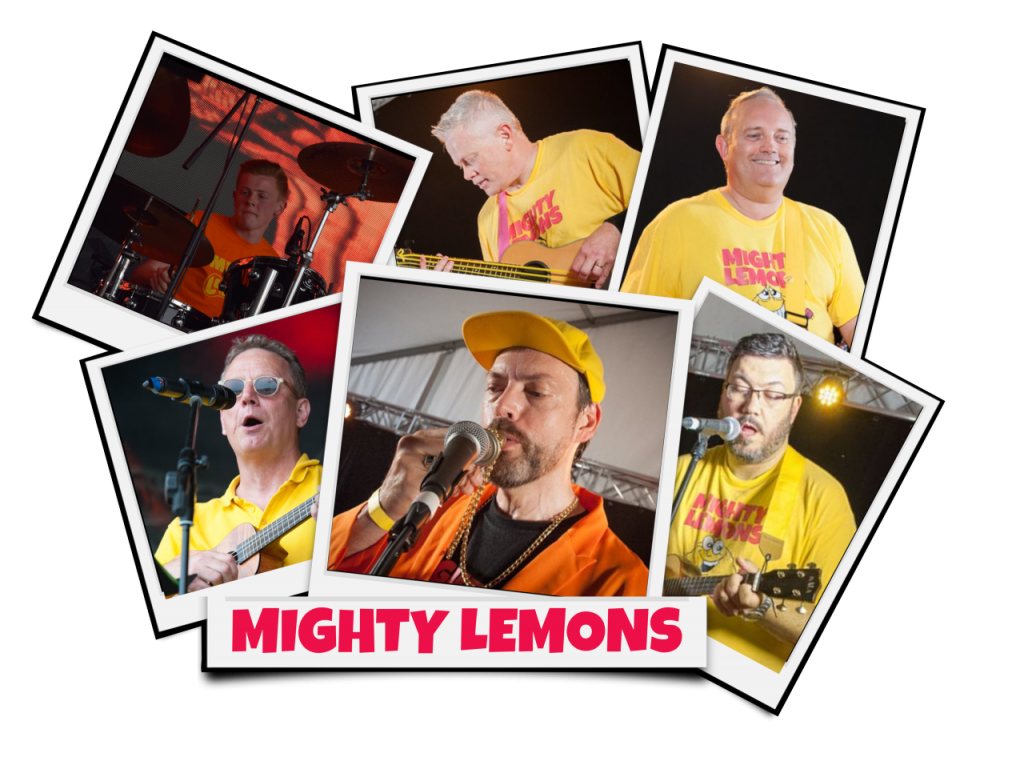 The Mighty Lemons